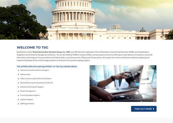 Telcomsg.com Web Projet