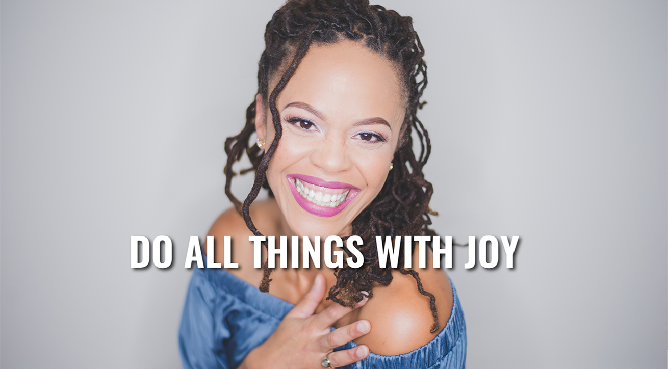 Do All Things With Joy Web Project